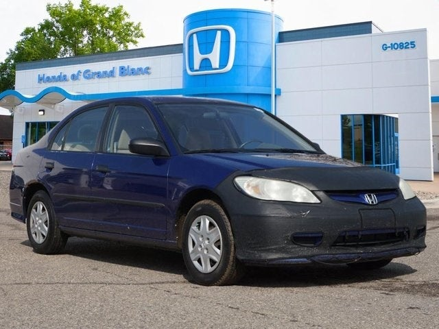2004 Honda Civic VP